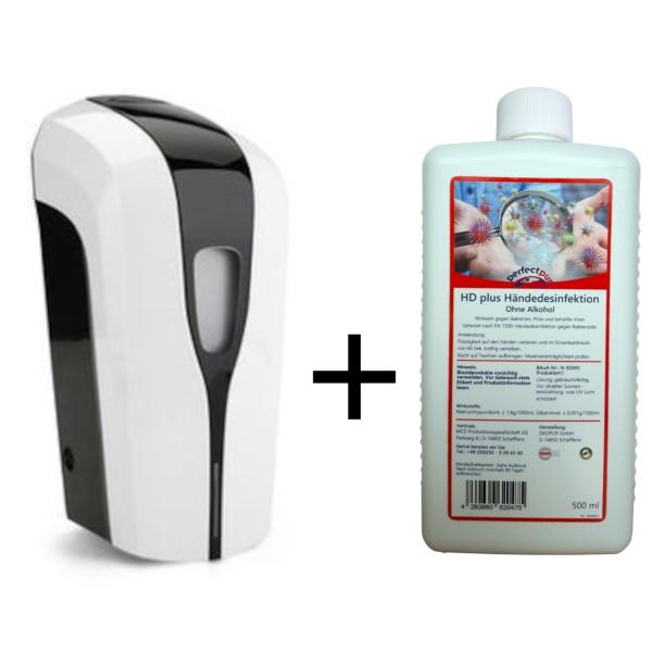 Kontaktlos-Wandspender Sensor 1000